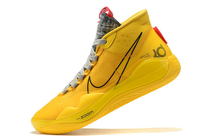 Where To Buy 2019 Nike KD 12 Bruce Lee Tour Yellow Black For Sale