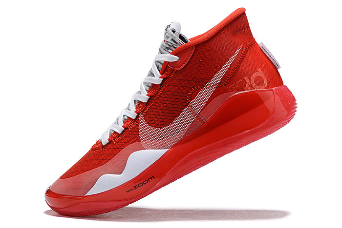 Where To Buy 2019 Nike KD 12 Team Bank University Red For Sale
