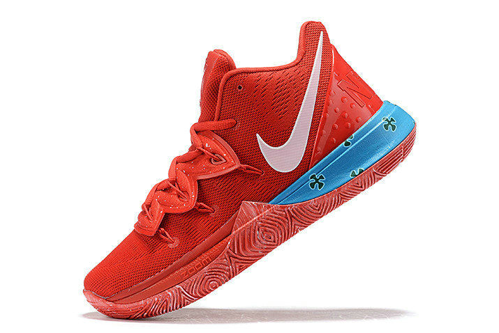 Where To Buy 2019 Nike Kyrie 5 University Red Blue-Pink For Sale