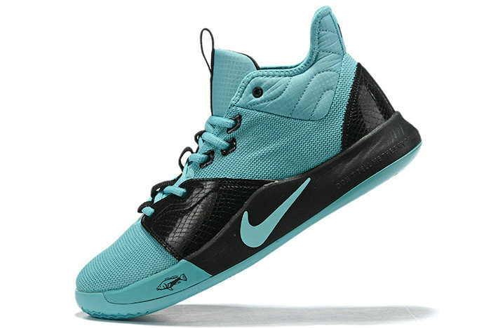 Where To Buy 2019 Nike PG 3 Menta Green Emerald Rise AQ2462-330 For Sale