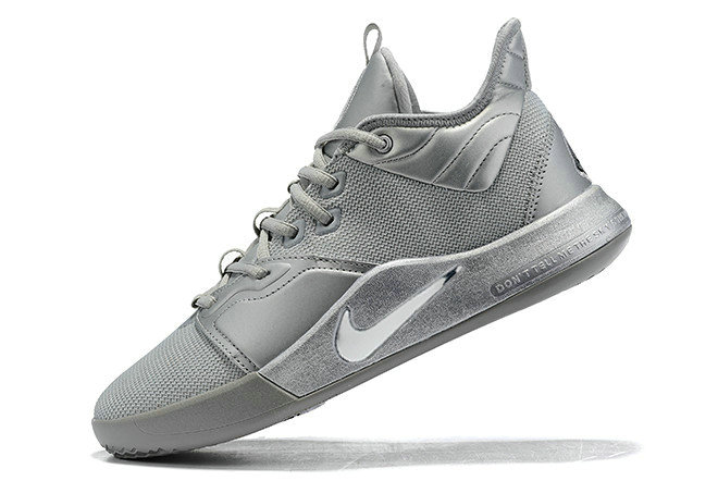 Where To Buy 2019 Nike PG 3 NASA Reflect Silver CI2667-001 For Sale