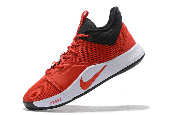 Where To Buy 2019 Nike PG 3 University Red White AO2607-600 For Sale
