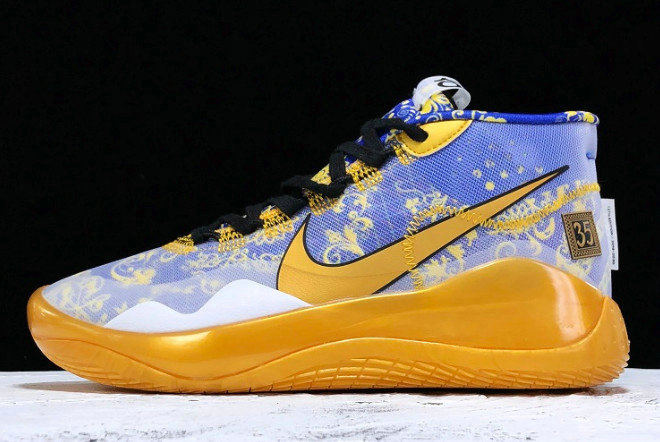 Where To Buy 2019 Nike Zoom KD 12 EP Fashion AR4230-400 For Sale