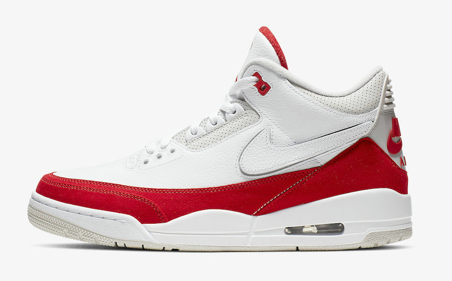 2019 Where To Buy Wholesale Cheap Nike Air Jordan 3 Tinker White University Red CJ0939-100