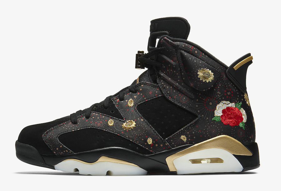 2019 Where To Buy Wholesale Cheap Nike Air Jordan 6 CNY Chinese New Year AA2492-021
