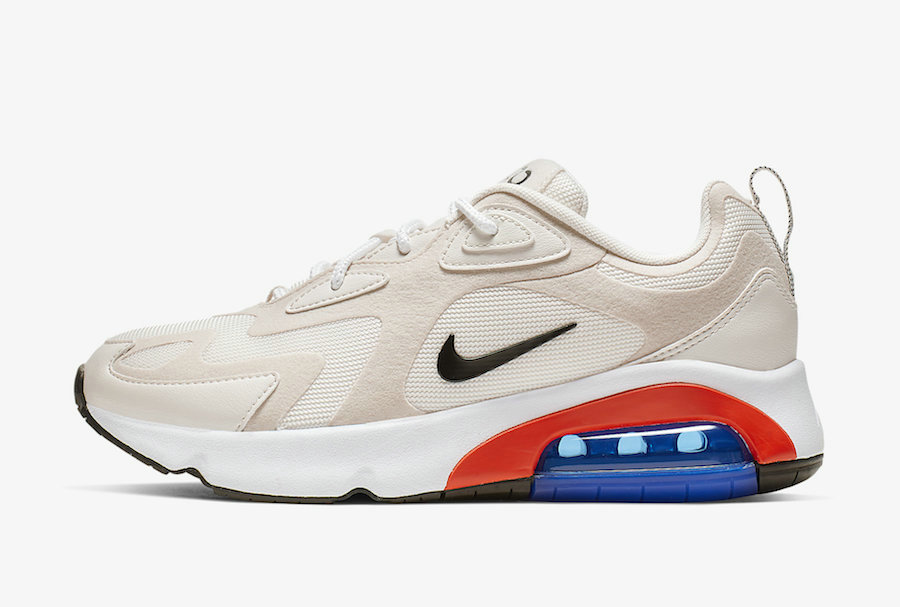 2019 Where To Buy Wholesale Cheap Nike Air Max 200 Desert Sand AT6175-100