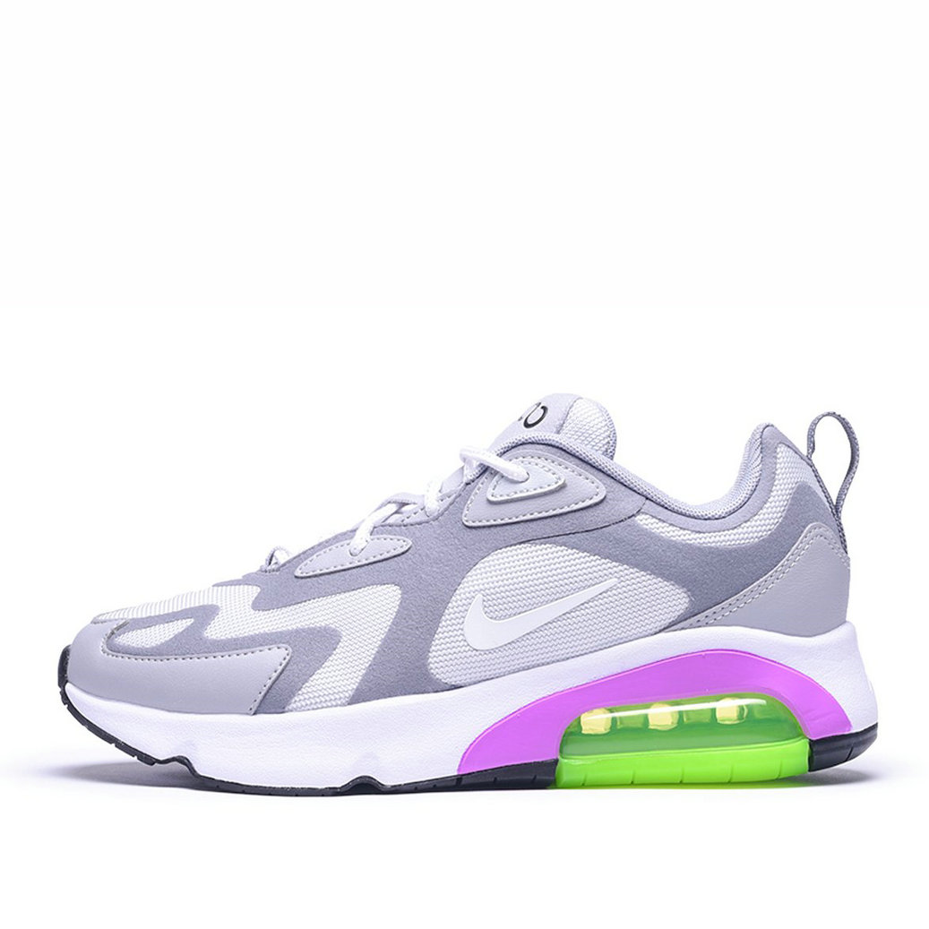 2019 Where To Buy Wholesale Cheap Nike Air Max 200 Pure Platinum AT6175-002