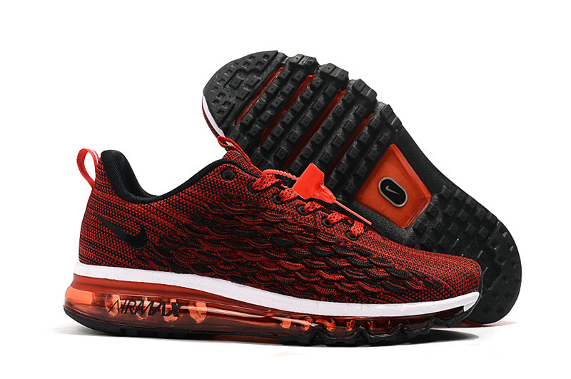 2019 Where To Buy Wholesale Cheap Nike Air Max 2017 University Red Black White