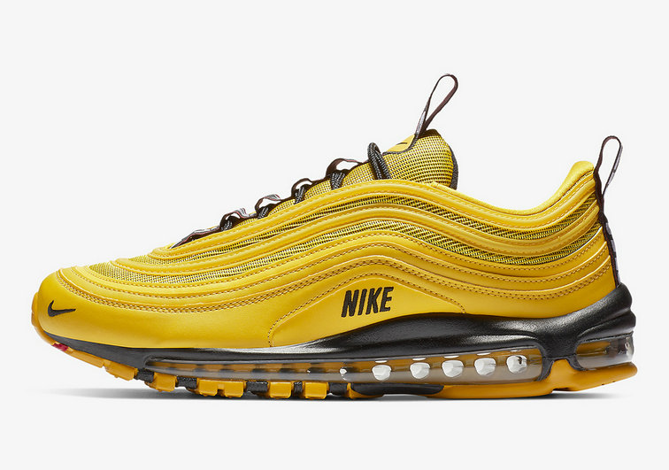 2019 Where To Buy Wholesale Cheap Nike Air Max 97 Bright Citron Black-Black AV8368-700