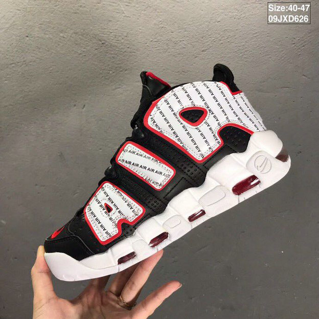 2019 Where To Buy Wholesale Cheap Nike Air More Uptempo Pinstripe Pack