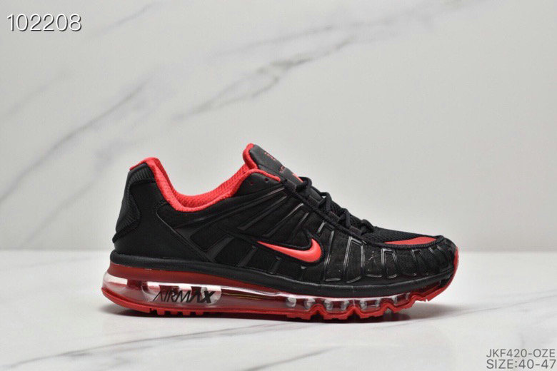 2019 Where To Buy Wholesale Cheap Nike Air VaporMax Plus Fire Red Black