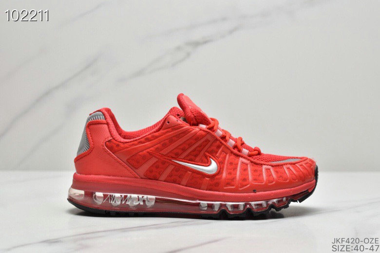 2019 Where To Buy Wholesale Cheap Nike Air VaporMax Plus Gym Red Grey White
