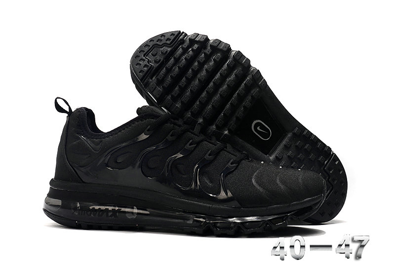 2019 Where To Buy Wholesale Cheap Nike Air VaporMax Plus Running Triple Black