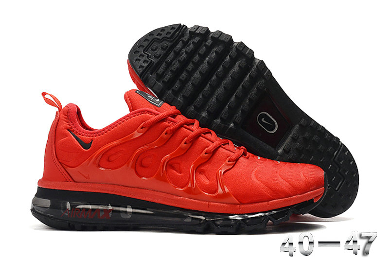 2019 Where To Buy Wholesale Cheap Nike Air VaporMax Plus Running University Red Black