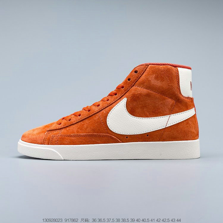 2019 Where To Buy Wholesale Cheap Nike Blazer Mid 77 Suede Vintage Red White 917862-800