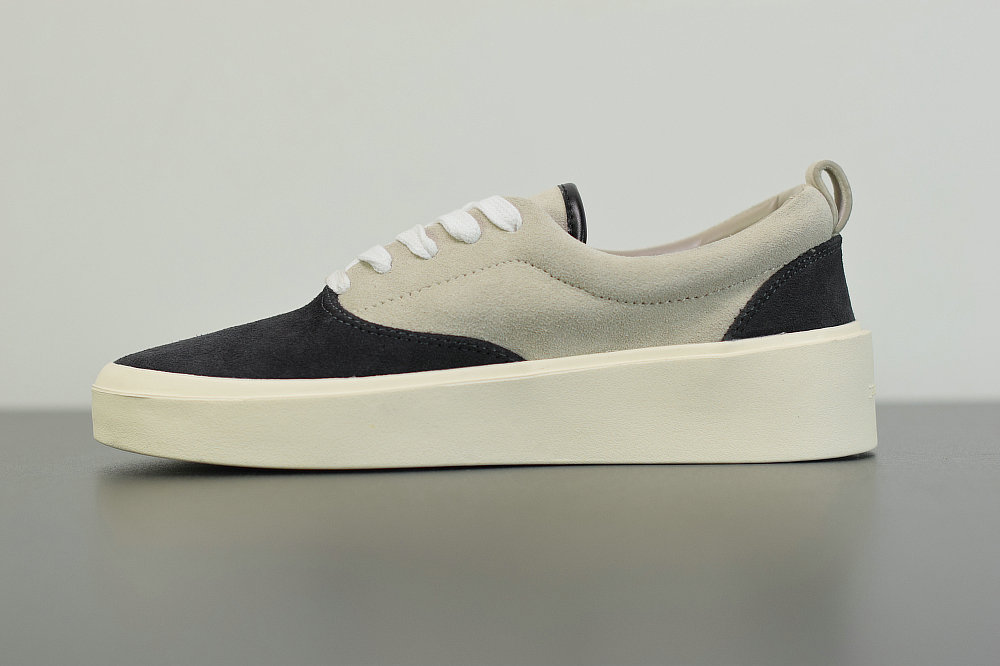 2019 Where To Buy Wholesale Cheap Nike Fear Of God 101 Low Top Sneaker Grey Black White