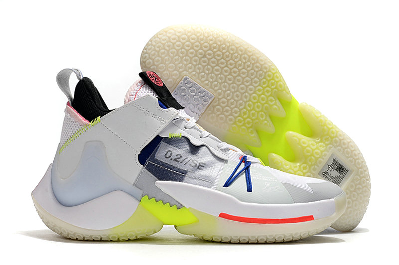2019 Where To Buy Wholesale Cheap Nike Jordan Why Not Zer0.2 SE The City Tour White Ghost Aqua Hyper Royal Volt AV4126-100