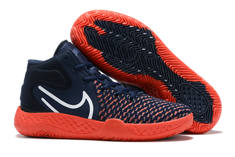 2019 Where To Buy Wholesale Cheap Nike KD Trey 5 VII Navy Blue Red