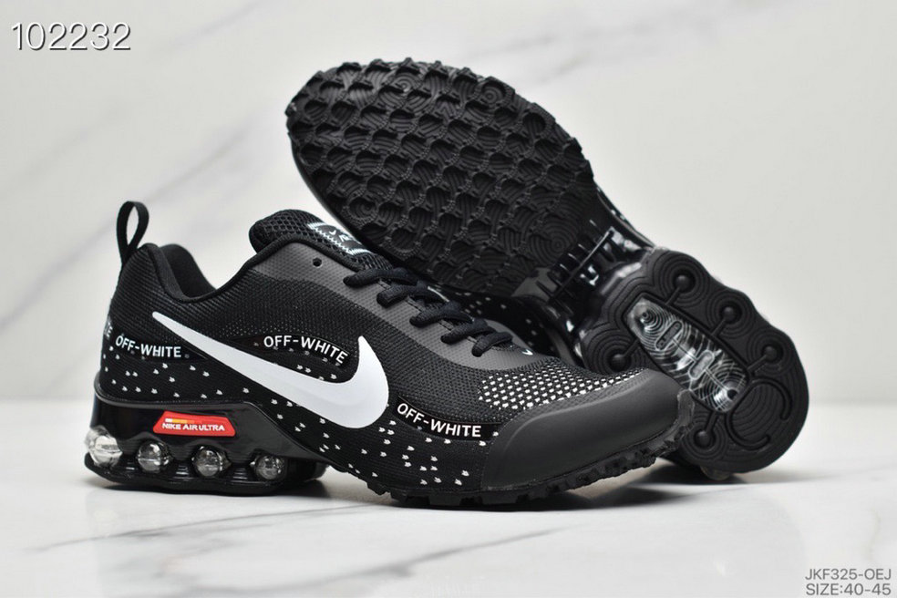 2019 Where To Buy Wholesale Cheap Nike Shox Reax Run White Black