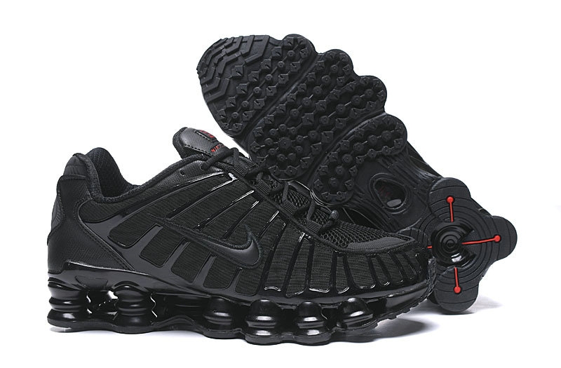 2019 Where To Buy Wholesale Cheap Nike Shox TL All Black