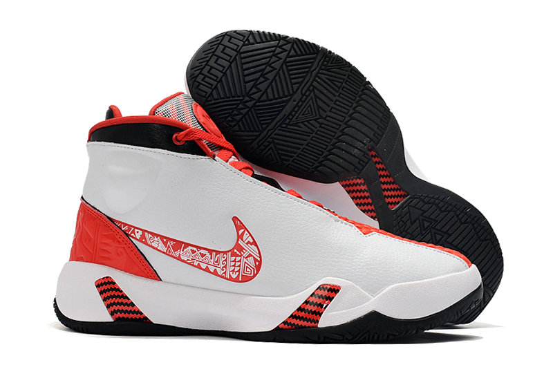 2019 Where To Buy Wholesale Cheap Nike Zoom Heritage N7 White Black-Red