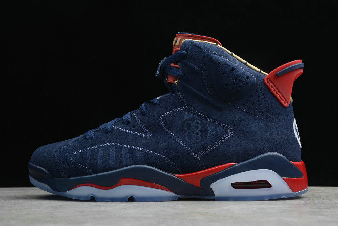 Where To Buy 2020 Air Jordan 6 DB Doernbecher CI6293-416 For Sale