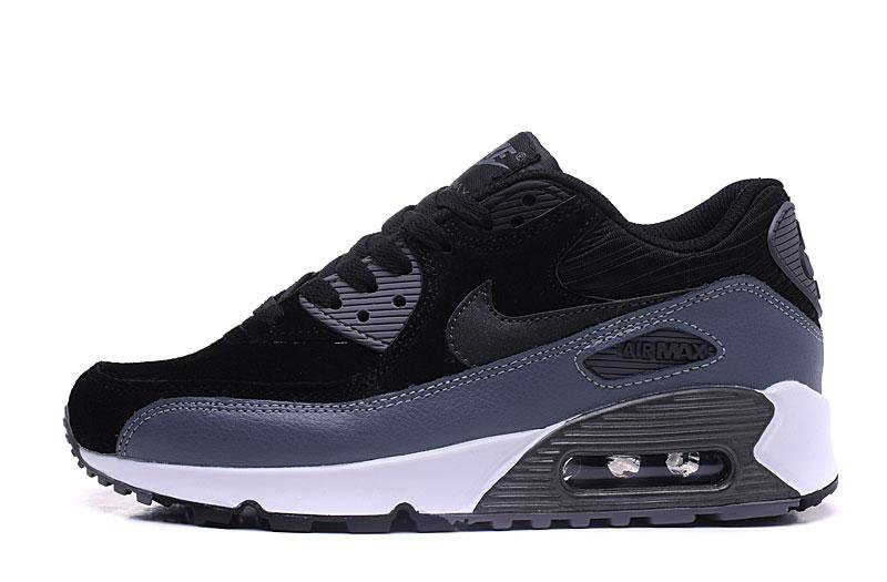 2020 Wholesale Cheap Nike Air Max 90 Brigade Blue Squadron Blue-Sail-Metallic Armory Navy 768887-401
