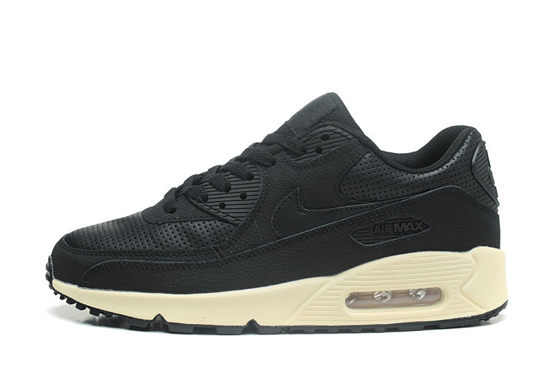 2020 Wholesale Cheap Nike Air Max 90 Pinnacle Black Sail 839612-006
