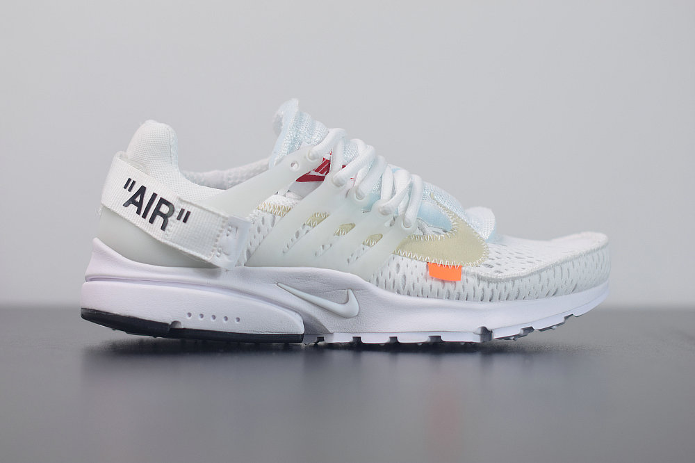 2020 Wholesale Cheap Nike Air Presto 2.0 x Off-White ow White Black Cone Blanc Noir AA3830-100