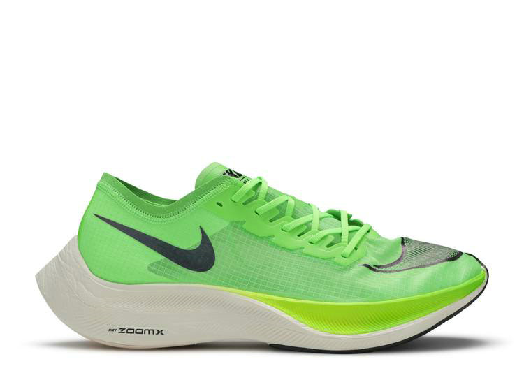2020 Wholesale Cheap Nike Air Zoom Alphafly Next Electric Green Black Guava Ice AO4568-300