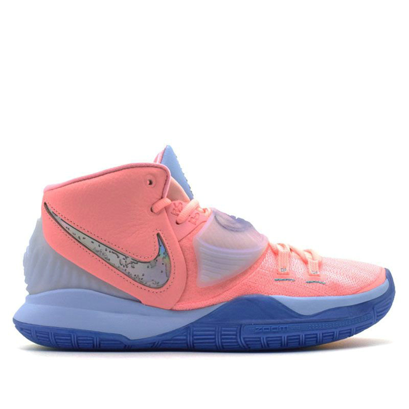 2020 Wholesale Cheap Nike Kyrie 6 CNCPTS EP Pink Tint CU8880-600
