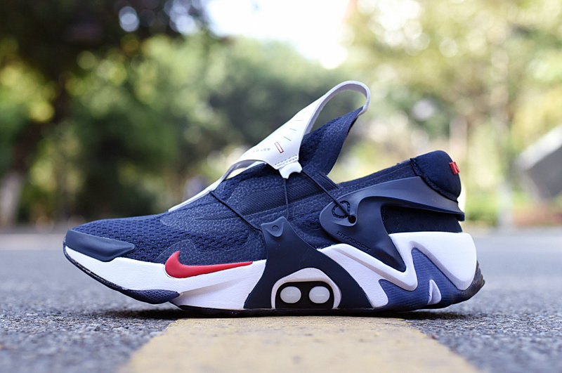 2020 Wholesale Cheap Nike Running Shoes Blue Red White