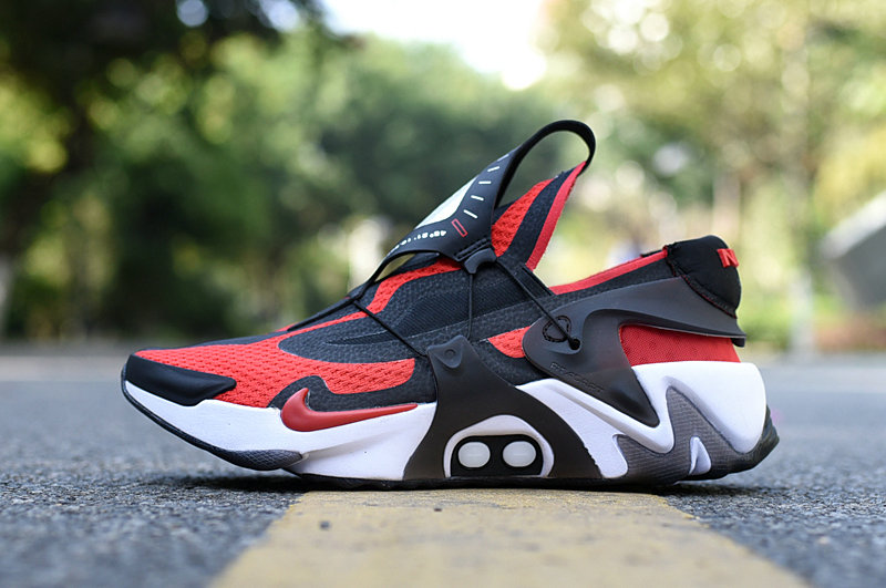 2020 Wholesale Cheap Nike Running Shoes Red Black White