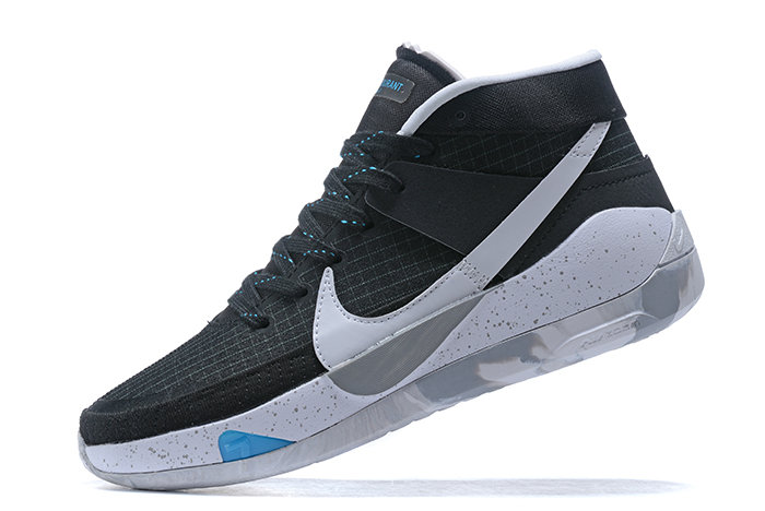 Where To Buy 2020 Nike KD 13 Black Grey-Blue For Sale