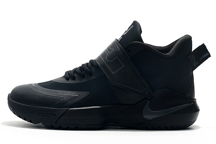 Where To Buy 2020 Nike LeBron Ambassador 12 Triple Black For Sale
