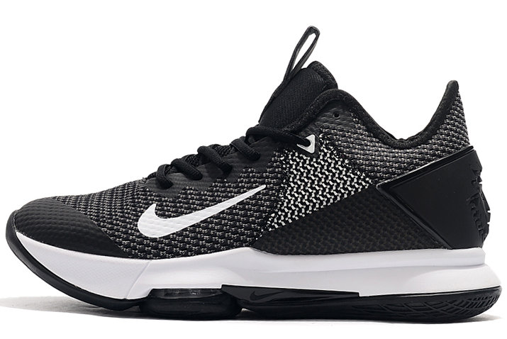 Where To Buy 2020 Nike LeBron Witness 4 Black White For Sale