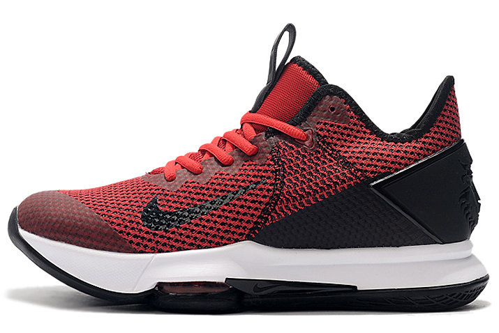 Where To Buy 2020 Nike LeBron Witness 4 Gym Red BV7427-002 For Sale