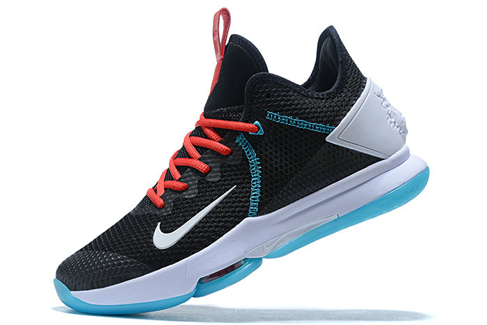 Where To Buy 2020 Nike LeBron Witness 4 IV EP BHM Black Red Blue White For Sale