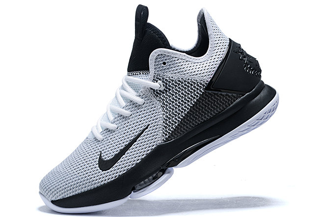 Where To Buy 2020 Nike LeBron Witness 4 IV EP White Black For Sale