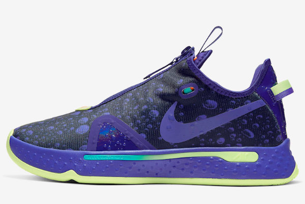 Where To Buy 2020 Nike PG 4 Gatorade Regency Purple CD5078-500