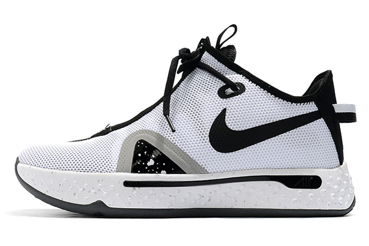 Where To Buy 2020 Nike PG 4 Oreo White Black For Sale