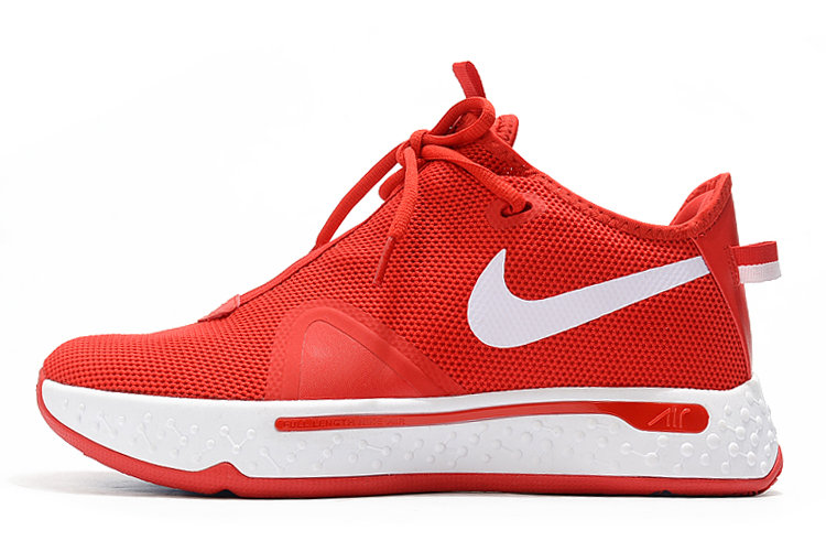 Where To Buy 2020 Nike PG 4 University Red White For Sale