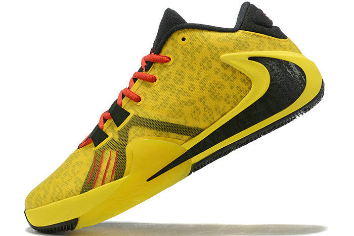 Where To Buy 2020 Nike Zoom Freak 1 Bruce Lee Tour Yellow Black For Sale