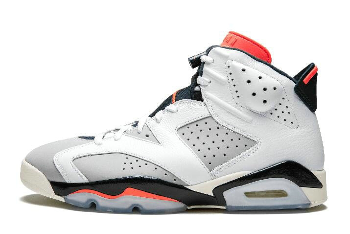 Where To Buy 2020 Womens Air Jordan 6 Tinker White Infrared 23-Neutral Grey-Sail 384664-104