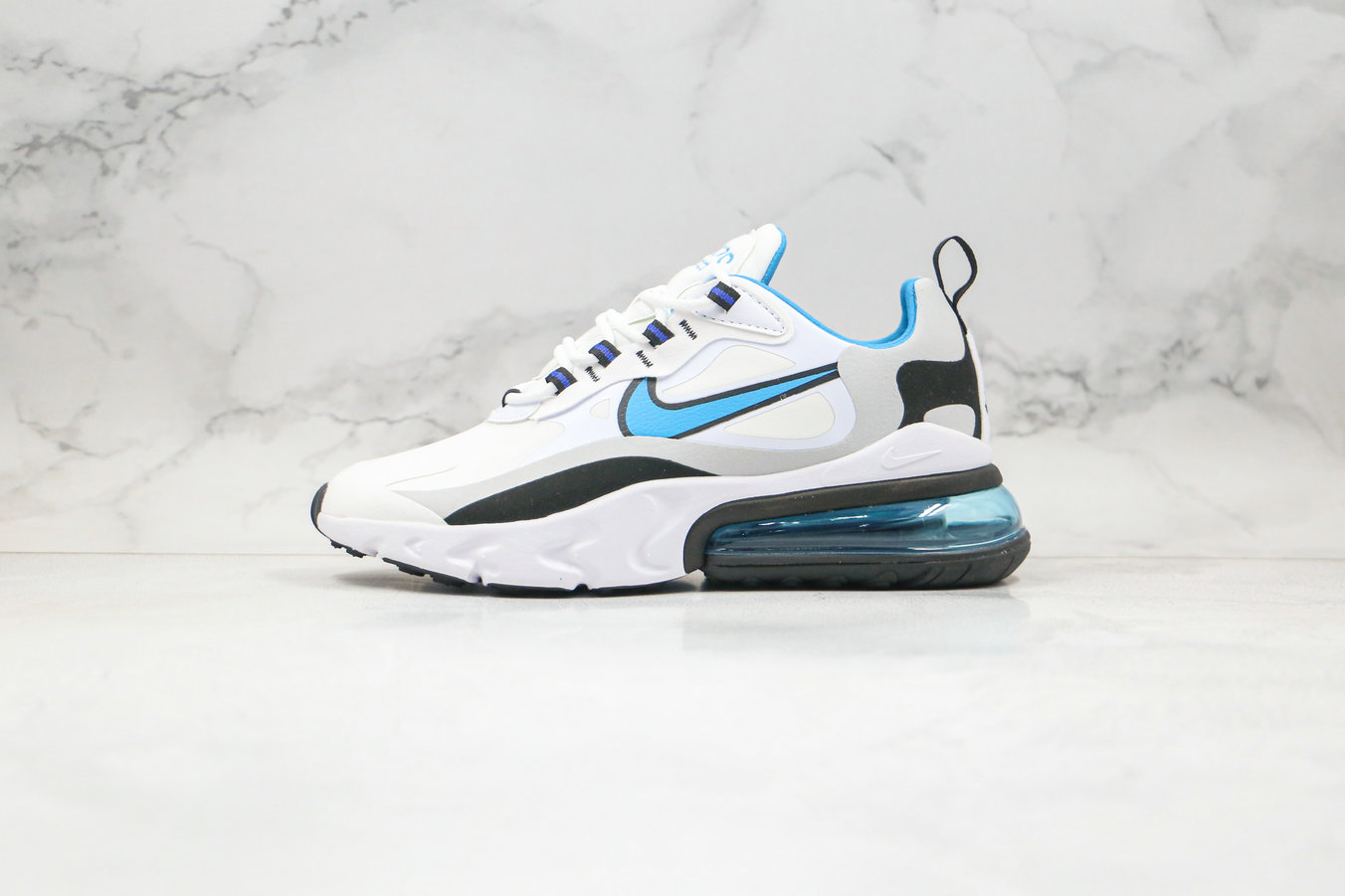 turquoise nike air max 270 womens blue