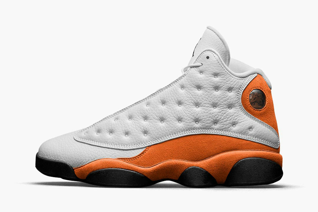 2021 Cheap Wholesale Nike Air Jordan 13 Retro Starfish White Black-Starfish 414571-108