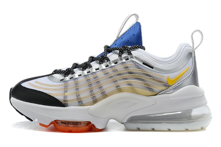 2021 Cheap Wholesale Nike Air Max ZOOM 950 Gold White Blue Black Orange