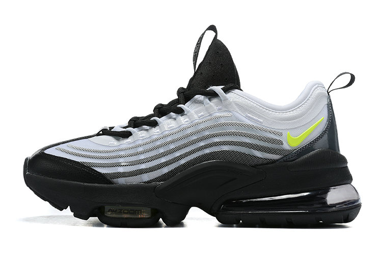2021 Cheap Wholesale Nike Air Max ZOOM 950 Metallic Silver Grey Black
