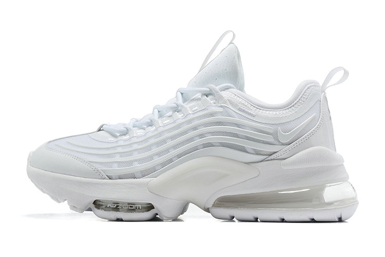 2021 Cheap Wholesale Nike Air Max ZOOM 950 Triple White