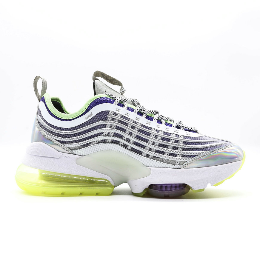 2021 Cheap Wholesale Nike Air Max ZOOM 950 White Black Grey Green Purple